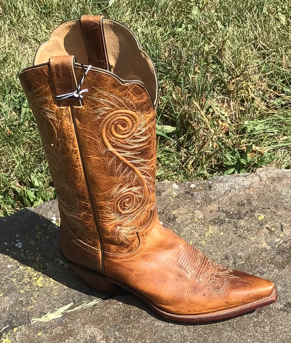 work boot closeout