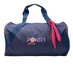 Embroidered Duffle Bag-Ponies