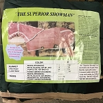 Superior Showman Winter Blanket-Closeout